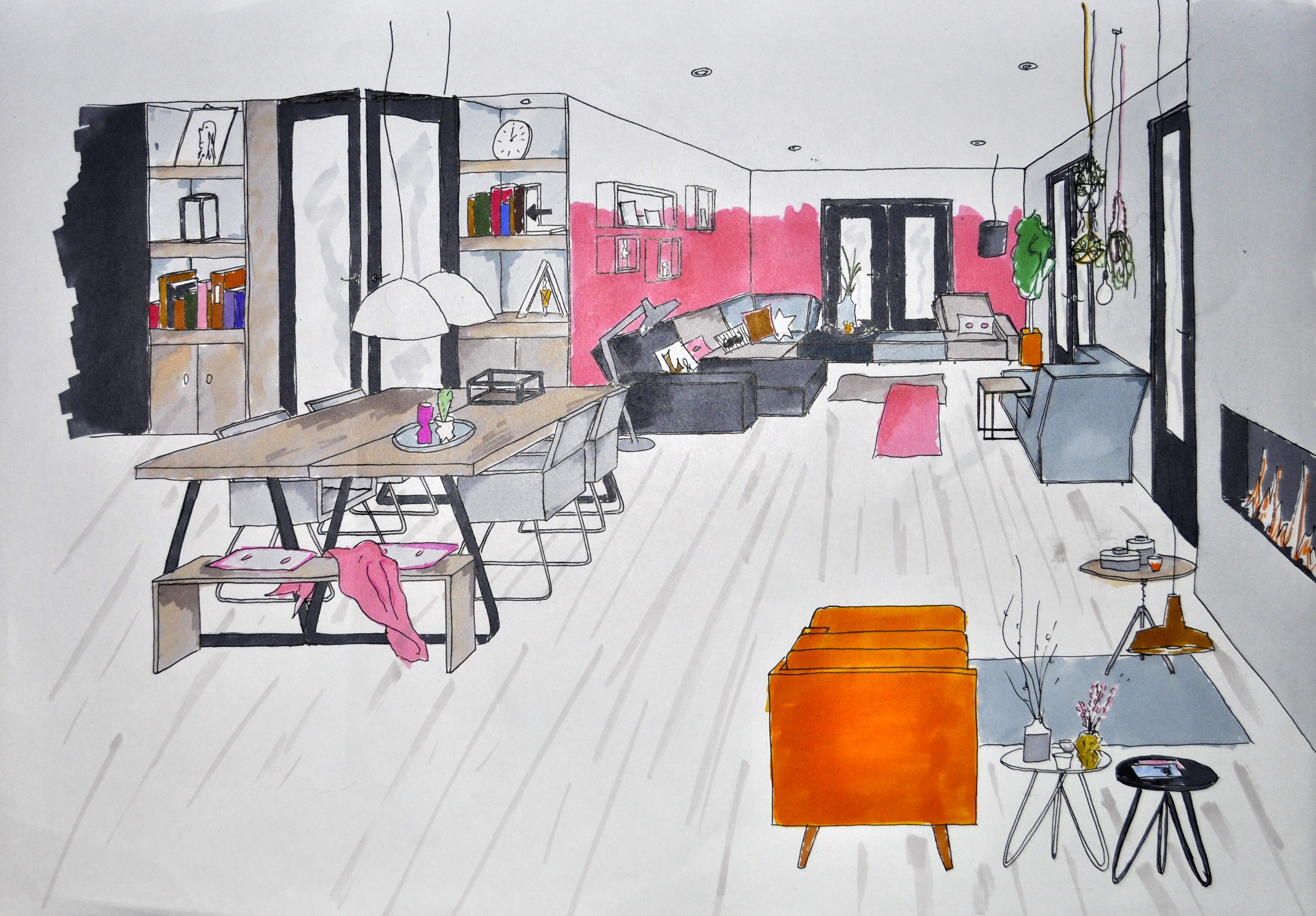 Winnend ontwerp TOET eigenzinnig wonen ontwerpwedstrijd juni 2015